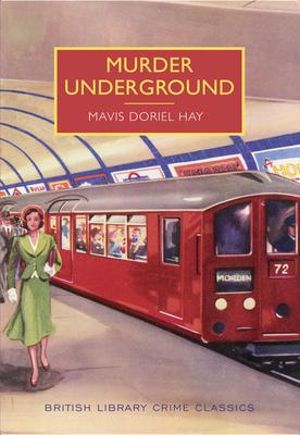 Murder Underground Cover Image