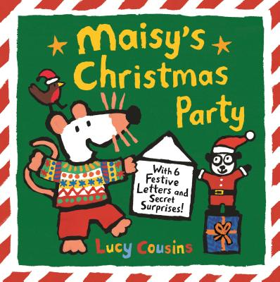 Cover for Maisy's Christmas Party