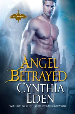 Angel Betrayed Cover