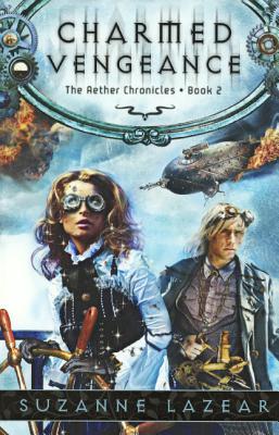 Cover for Charmed Vengeance