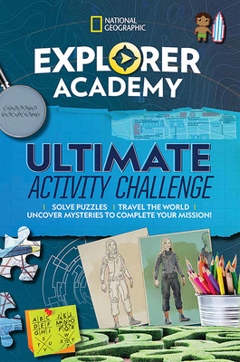 Explorer Academy Ultimate Activity Challenge Cover Image