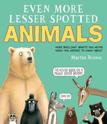 Cover for Even More Lesser Spotted Animals