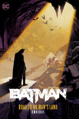 Batman: Road to No Man's Land Omnibus Cover Image