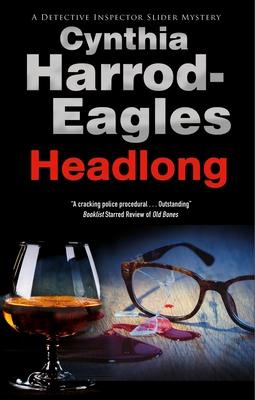 Headlong (Bill Slider Mystery #21) Cover Image