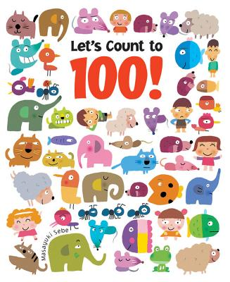 Let's Count to 100! Cover