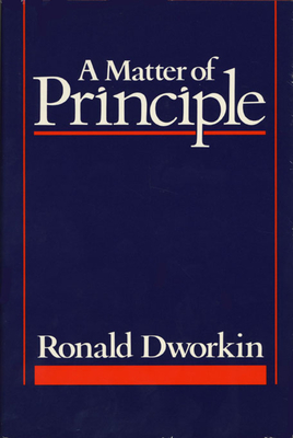 Cover for A Matter of Principle