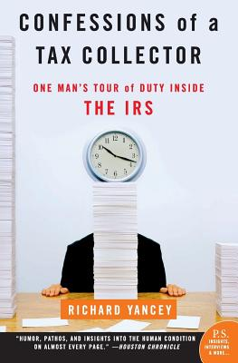 Confessions of a Tax Collector Cover