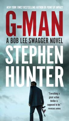 G-Man (Bob Lee Swagger #10) Cover Image