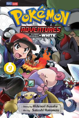 Pokémon Adventures: Black and White, Vol. 9 Cover Image