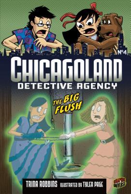 The Big Flush Cover