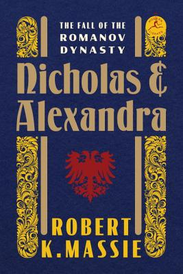 Nicholas and Alexandra Cover