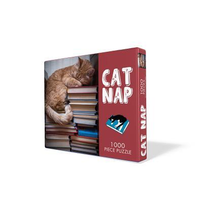 Cat Nap Puzzle Cover Image
