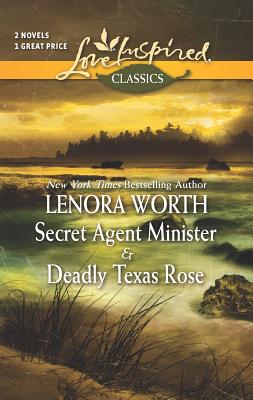 Secret Agent Minister and Deadly Texas Rose Cover