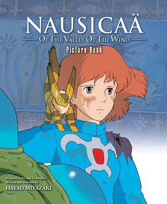 Nausicaa of the Valley of the Wind Picture Book Cover Image