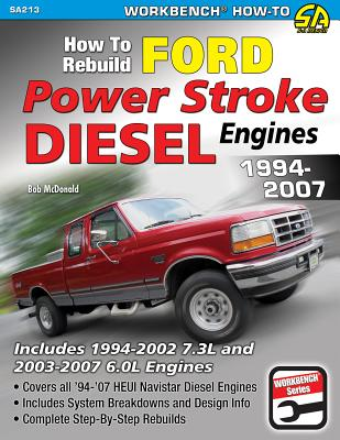 How to Rebuild Ford Power Stroke Diesel (Workbench How to) Cover Image