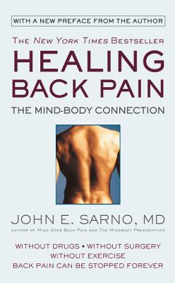 Healing Back Pain: The Mind-Body Connection Cover Image
