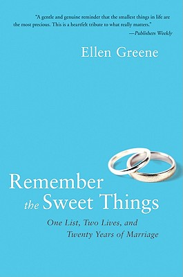 Remember the Sweet Things Cover