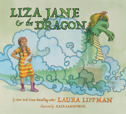 Liza Jane & the Dragon Cover Image