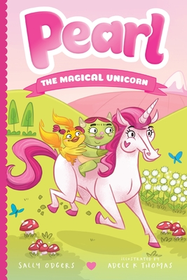 Pearl the Magical Unicorn Cover Image