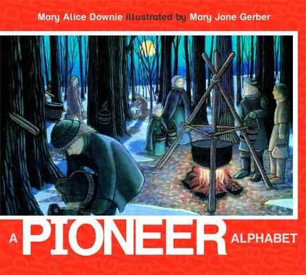 A Pioneer Alphabet Cover
