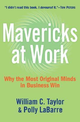 Cover for Mavericks at Work