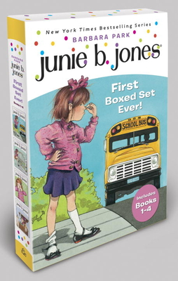 Junie B. Jones First Boxed Set Ever! Cover
