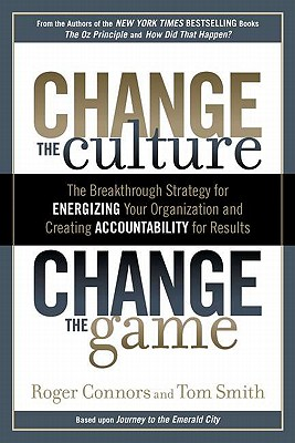 Change the Culture, Change the Game Cover