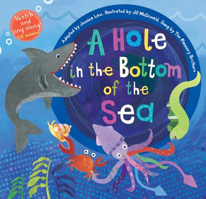 A Hole in the Bottom of the Sea [With Audio CD] Cover