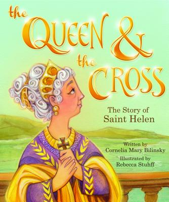 Queen and the Cross (Tales and Legends) Cover Image