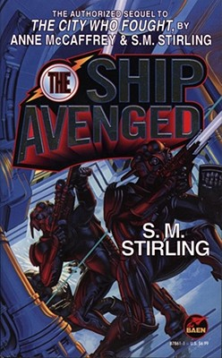 Cover for The Ship Avenged