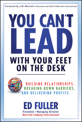 Can't Lead With Your Feet Cover Image