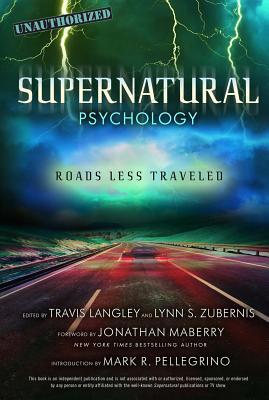 Supernatural Psychology, 8: Roads Less Traveled Cover Image