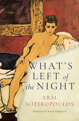 What's Left of the Night Cover Image