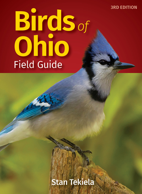Birds of Ohio Field Guide (Bird Identification Guides) Cover Image