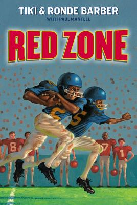 Red Zone (Barber Game Time Books) Cover Image