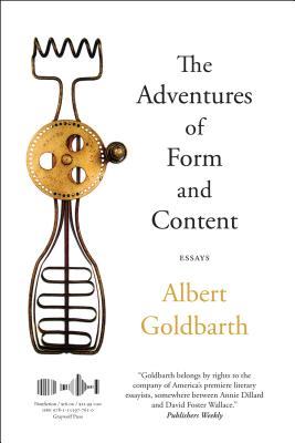 The Adventures of Form and Content: Essays Cover Image