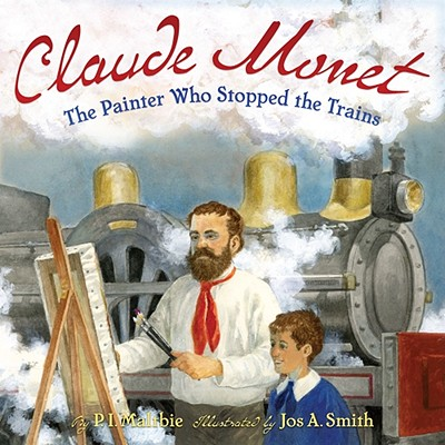 Claude Monet Cover