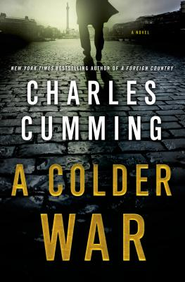 A Colder War Cover
