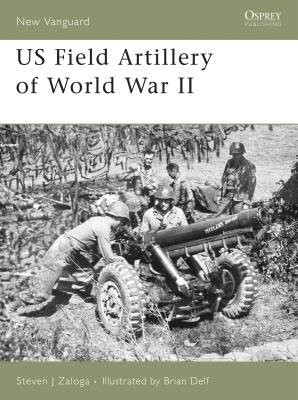US Field Artillery of World War II Cover