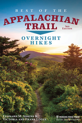 Best of the Appalachian Trail: Overnight Hikes Cover Image