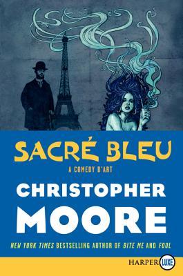 Sacre Bleu Cover