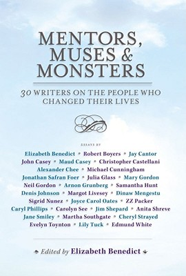 Mentors, Muses & Monsters Cover