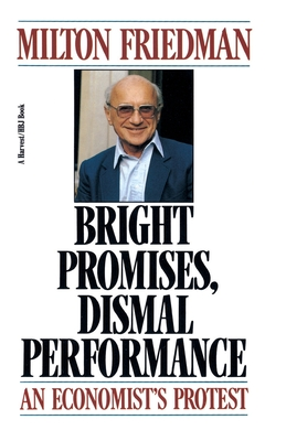 Cover for Bright Promises, Dismal Performance