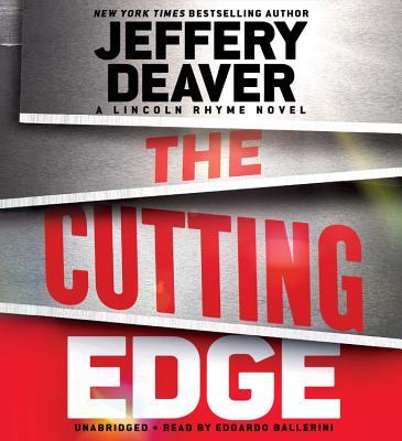 The Cutting Edge Lib/E (Lincoln Rhyme #14) Cover Image
