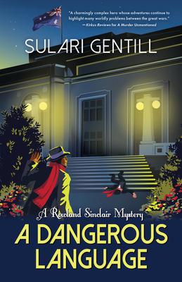 A Dangerous Language (Rowland Sinclair Mysteries #8) Cover Image
