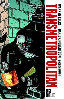 Transmetropolitan Vol. 2: Lust For Life Cover Image