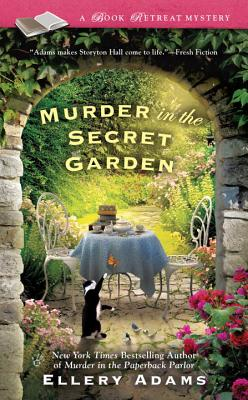 Murder in the Secret Garden (A Book Retreat Mystery #3) Cover Image