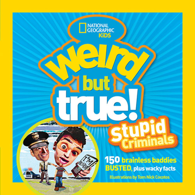 Weird But True Cover