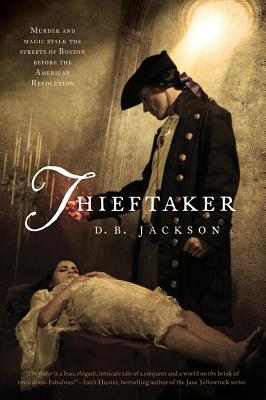 Thieftaker Cover