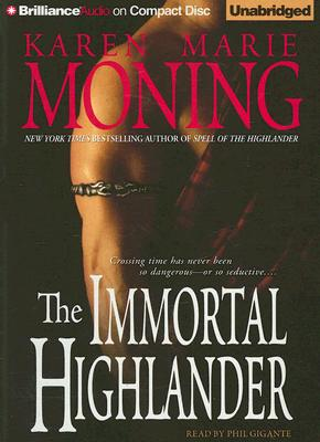 The Immortal Highlander Cover Image